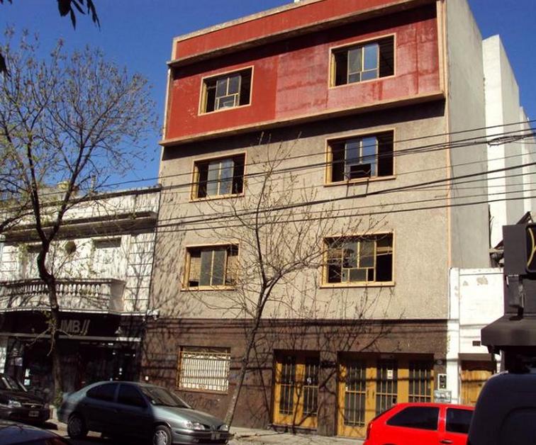 Edificio Honduras 5600, entre Bonpland y Fitz Roy. PALERMO HOLLYWOOD