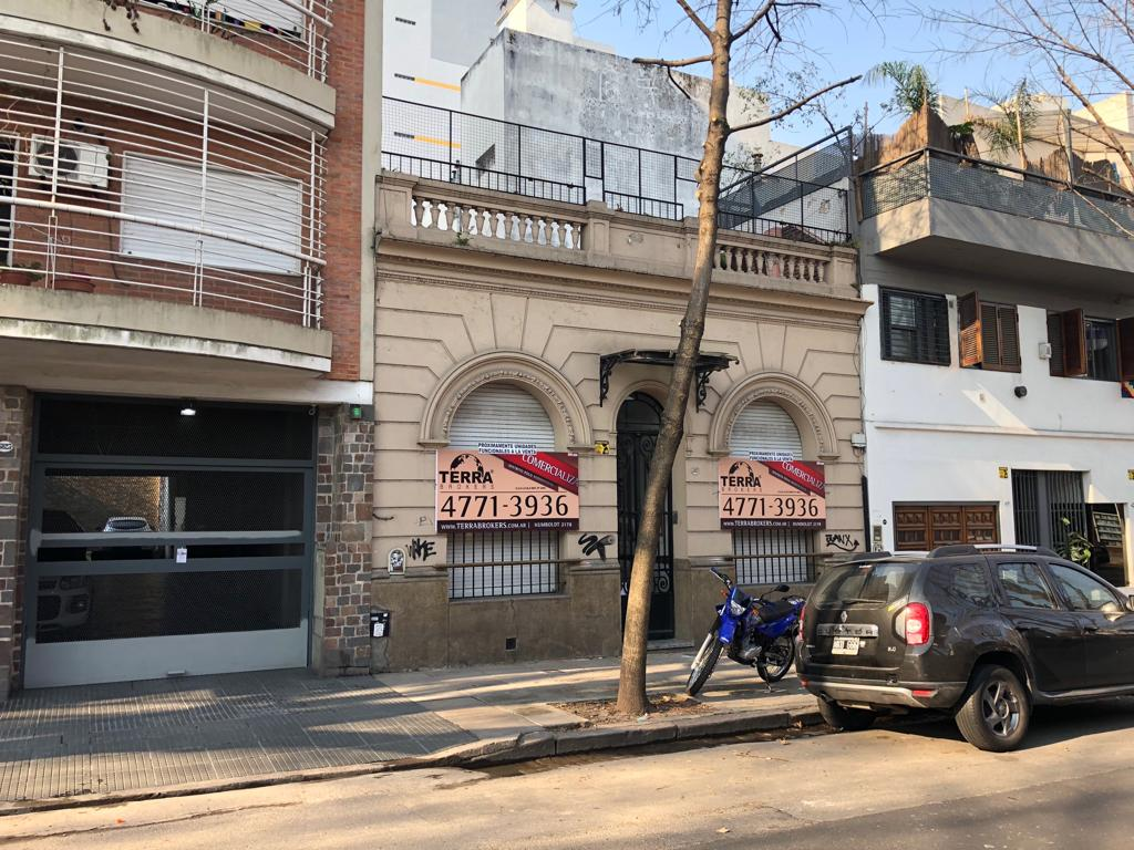 LOTE NICARAGUA 5800 – PALERMO HOLLYWOOD – APTO 1500M2