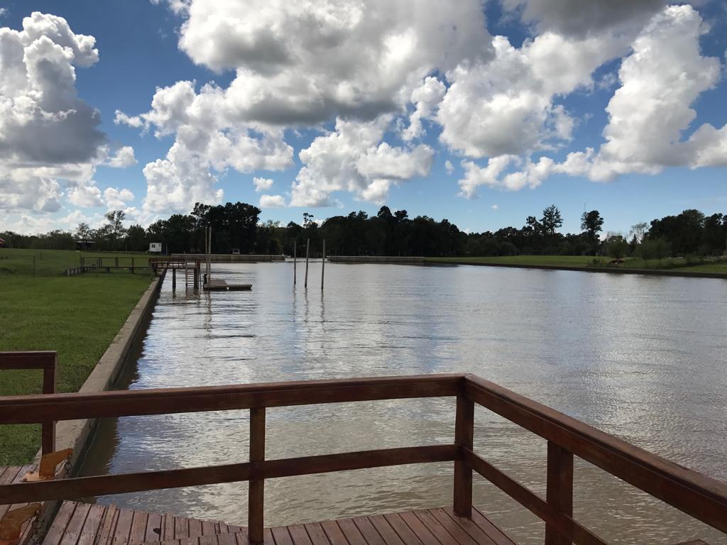 Lote al Rio Lujan 1200m2, Barrio Cerrado San Juan, Eidico, Tigre