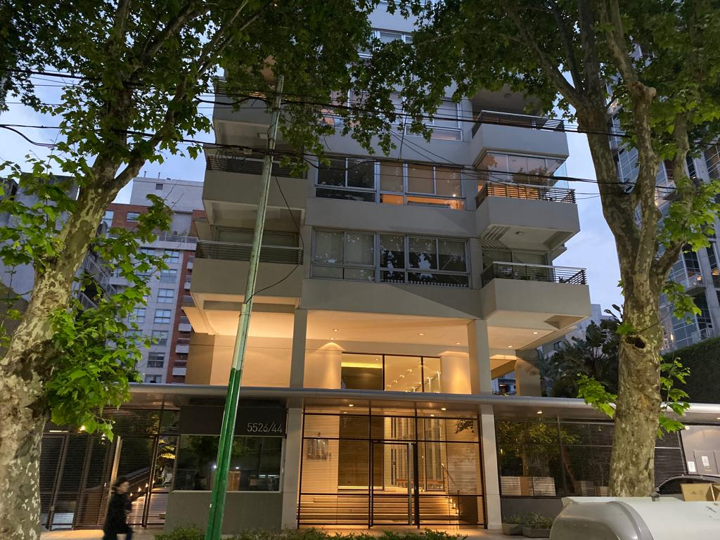 VENTA 3 ambiente c/ Coch y Baul – Fte Categoria Torre Amenities – Palermo Hollywood
